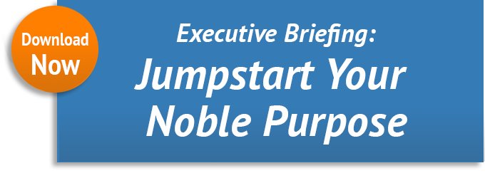 Jumpstart Your Noble Purpose